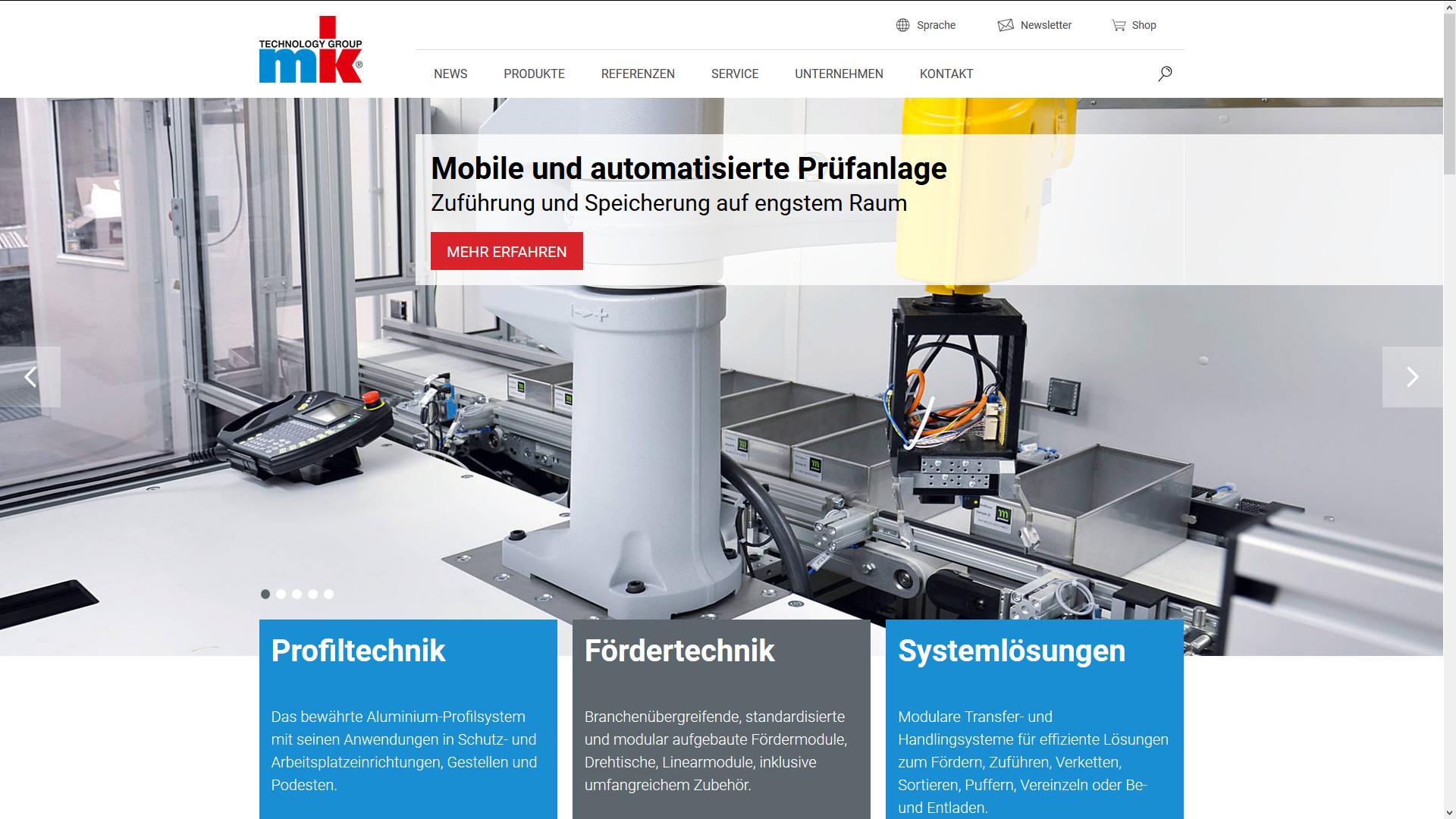 Maschinenbau-Kitz