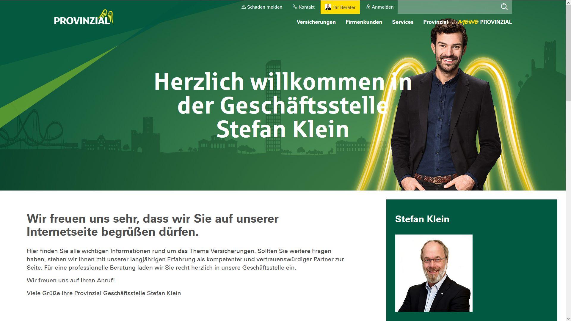Provinzial-Stefan-Klein
